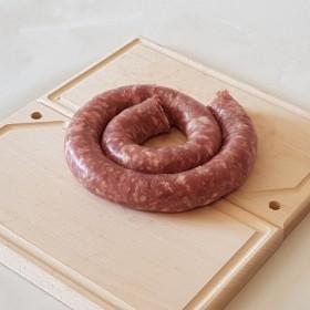 Saucisse fraîche de porc