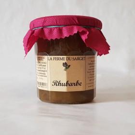 Confiture de Rhubarbe - 360 gr